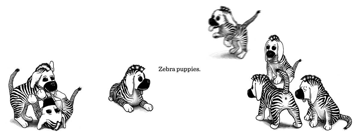 Zebra-Puppies,-C-W-Moss----377