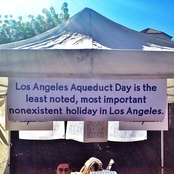 Bijan Berahimi - LA Aquaduct Day 3