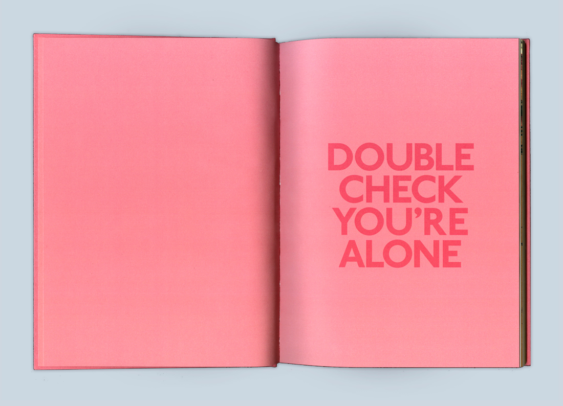 Jupin - Double Check You're Alone Book---2(web)
